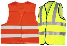 Светлоотразителни жилетки