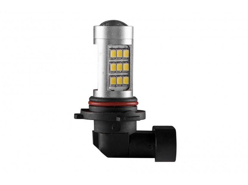 LED лампа AutoPro HB4/9006 студено бяла, 12V, 10W, P22d, 1 брой
