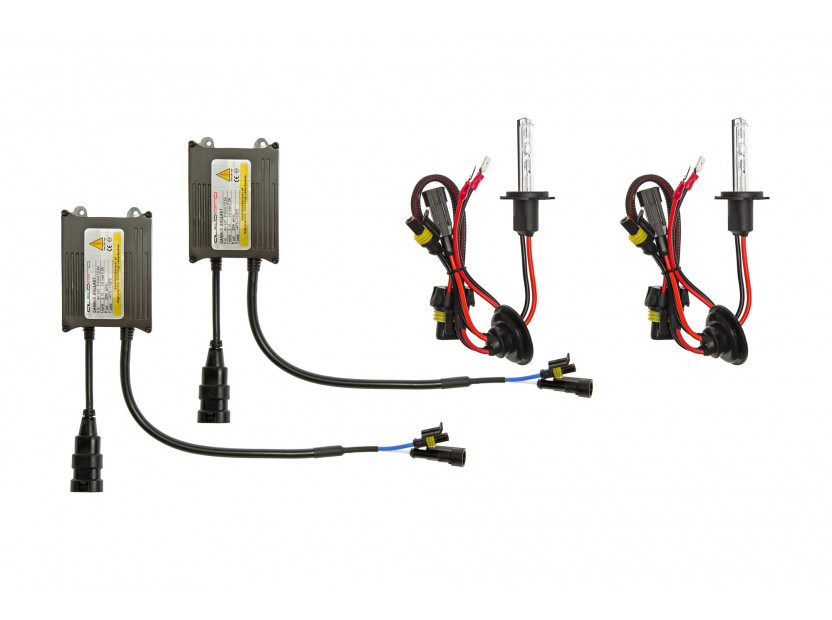 Ксенон система CANBUS H7 5000K 12V/24V/35W 2