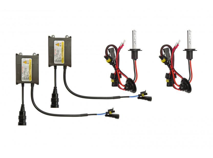 Ксенон система CANBUS H7 4300K 12V/24V/35W 2