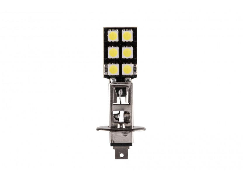 LED лампа AutoPro H1 студено бяла, 12V, 5W, P14.5s, 1брой