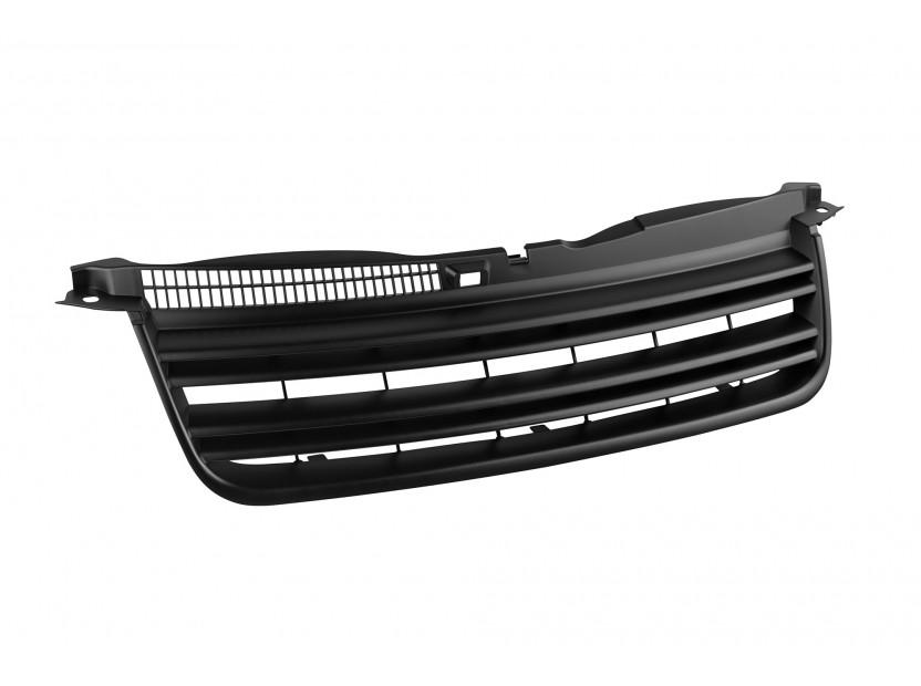 Черна решетка без емблема тип R LINE за VW Passat 2000-2005 2