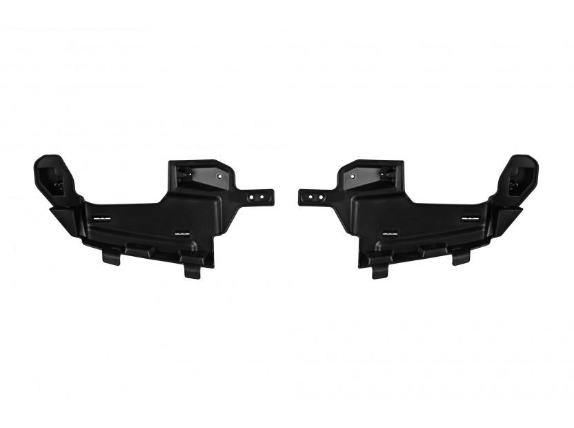 Дифузьор с накрайници AMG тип S63 за Mercedes S класа W222 след 2013 година 3