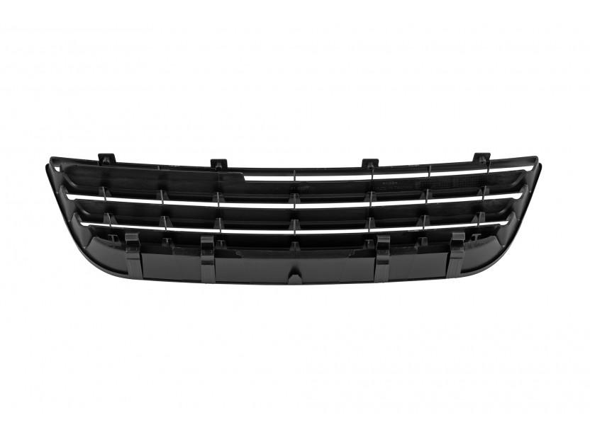 Черна решетка без емблема за VW Polo 2005-2009 3