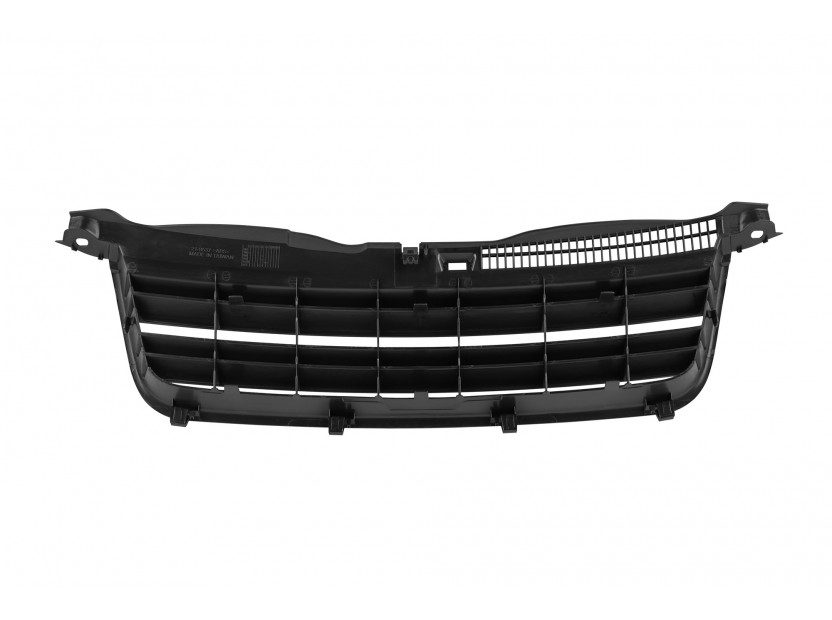 Черна решетка без емблема тип R LINE за VW Passat 2000-2005 3