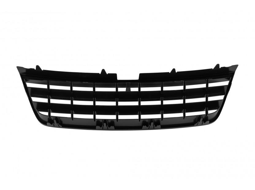 Черна решетка без емблема за VW Touareg 2002-2006 3