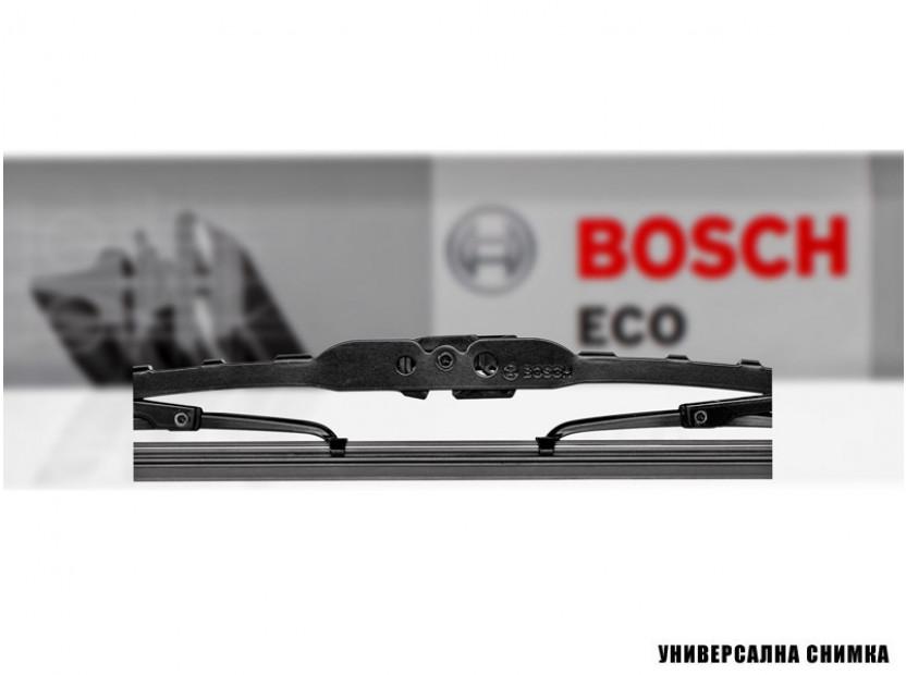 Комплект автомобилни чистачки BOSCH Eco 530C, 530мм + 530мм, без спойлер 5