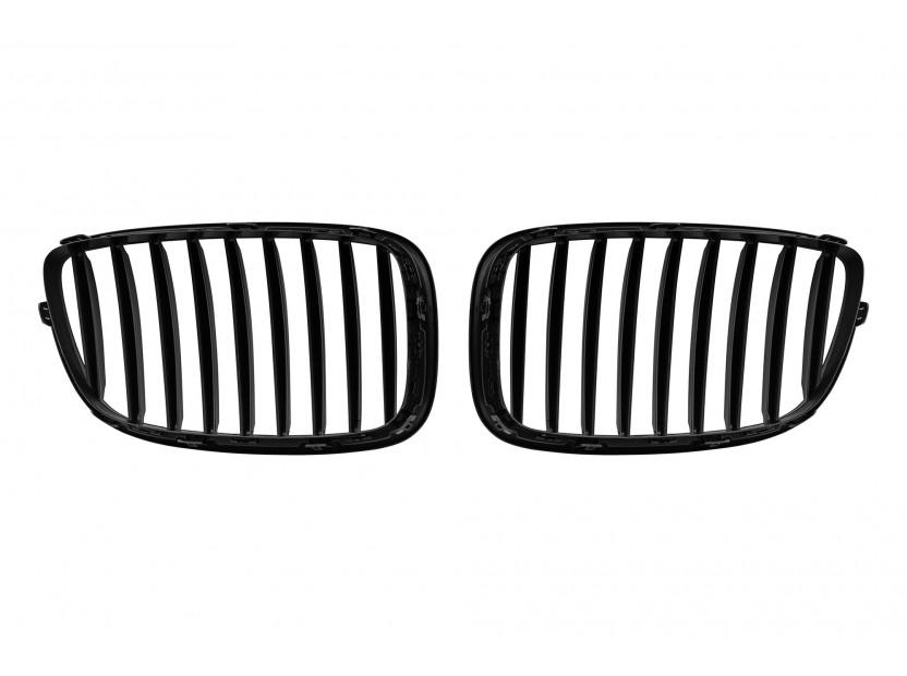 Бъбреци черен лак за BMW серия 5 GT F07 2009-2013 3