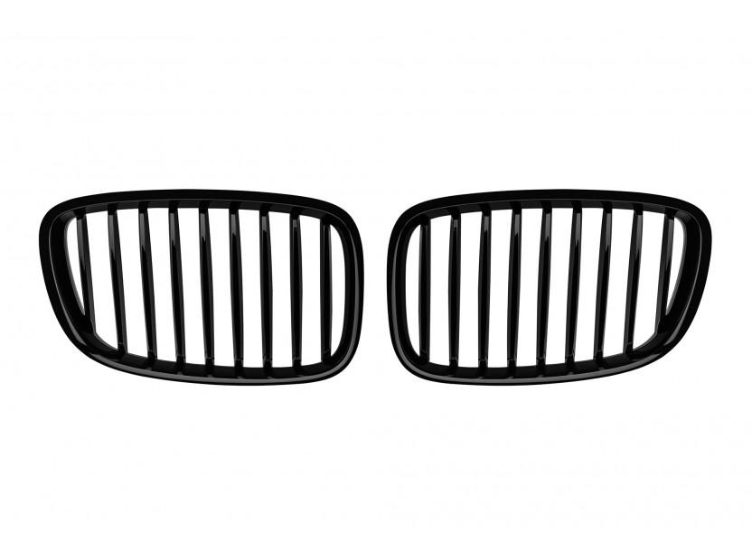 Бъбреци черен лак за BMW серия 5 GT F07 2009-2013