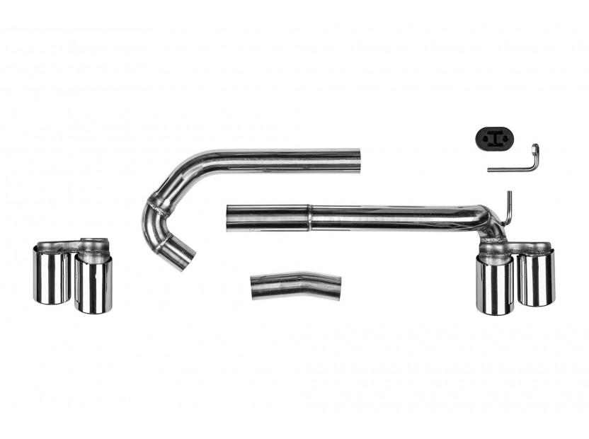 M3 Performance добавки с накрайници и дуфузьор за BMW серия 3 F30,F31 2011-2019 8