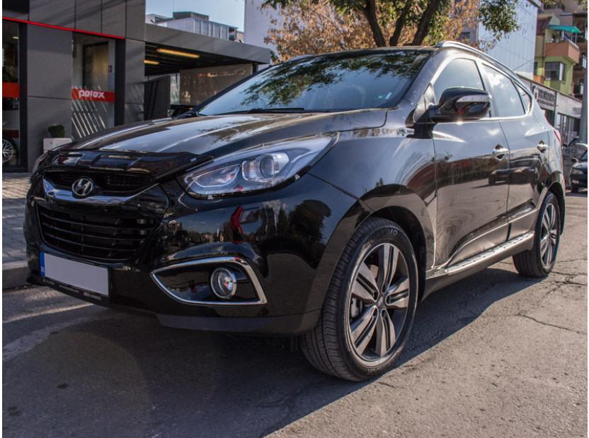Степенки за джип Hyundai iX35 след 2014 година 8