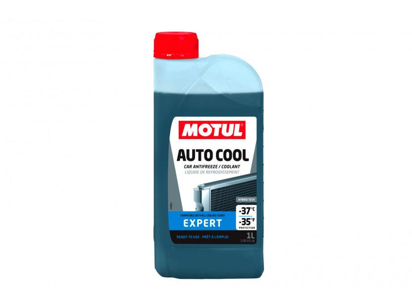 Антифриз Motul Auto Cool Expert -37*C, 1 литър, готов за употреба