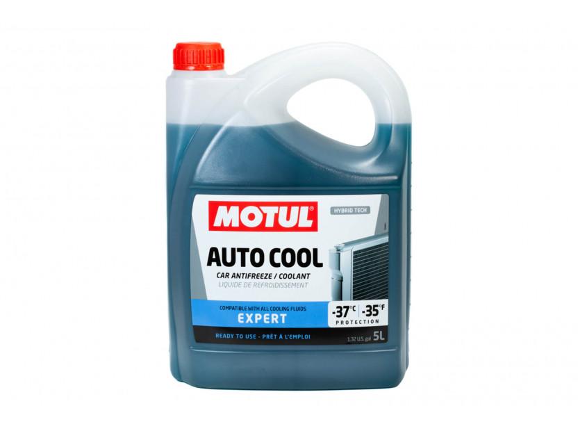 Антифриз Motul Auto Cool Expert -37*C, 5 литра, готов за употреба
