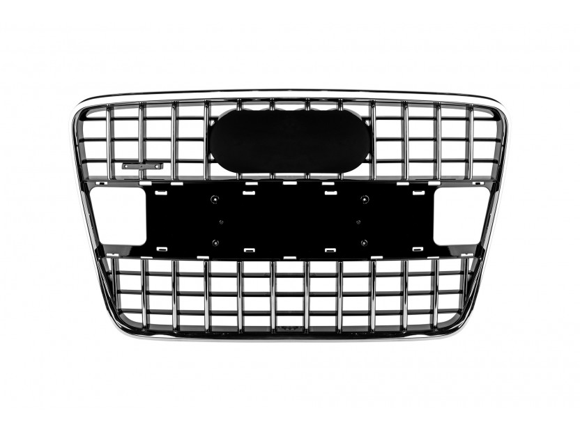 Черна решетка тип S-Line за Audi Q7 2005-2015