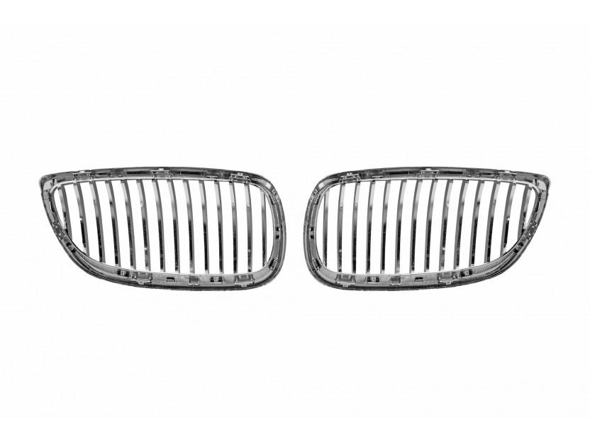 Бъбреци хром за BMW серия 3 E92 купе/E93 кабрио 2006-2009 3