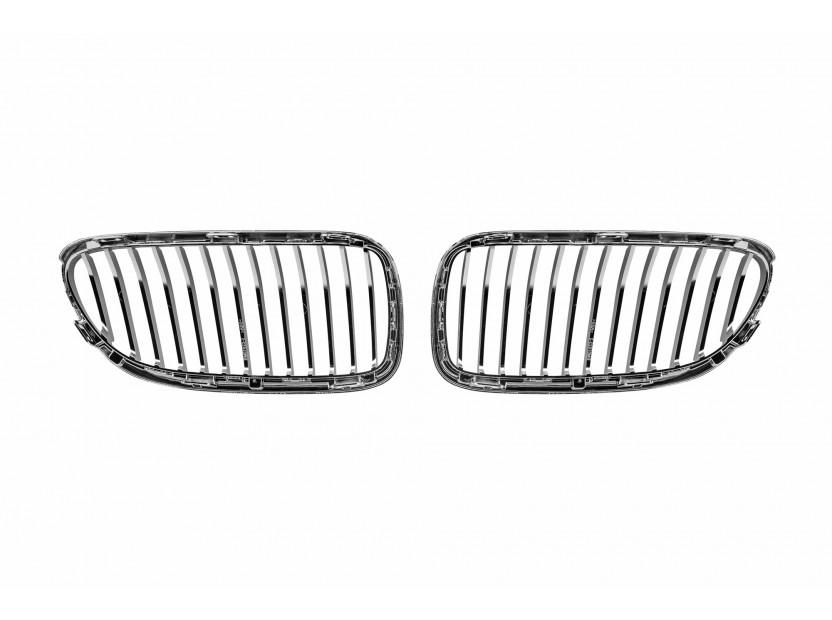 Бъбреци хром за BMW серия 3 E92 купе, E93 кабрио 2010-2013 3