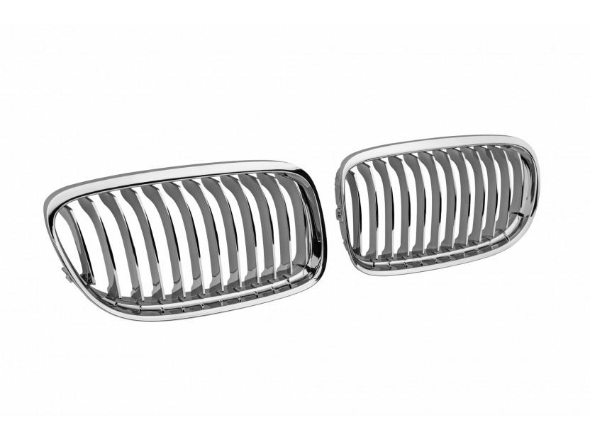 Бъбреци хром за BMW серия 3 E90 седан/E91 комби 2008-2012 2