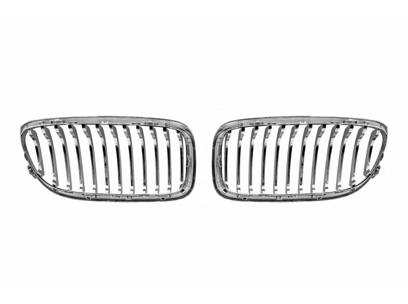 Бъбреци хром за BMW серия 3 E90 седан/E91 комби 2008-2012 3