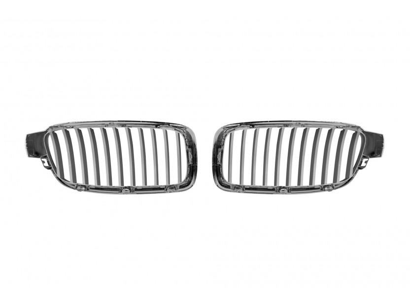 Бъбреци хром за BMW серия 3 F30 седан/F31 комби 2012 => 2