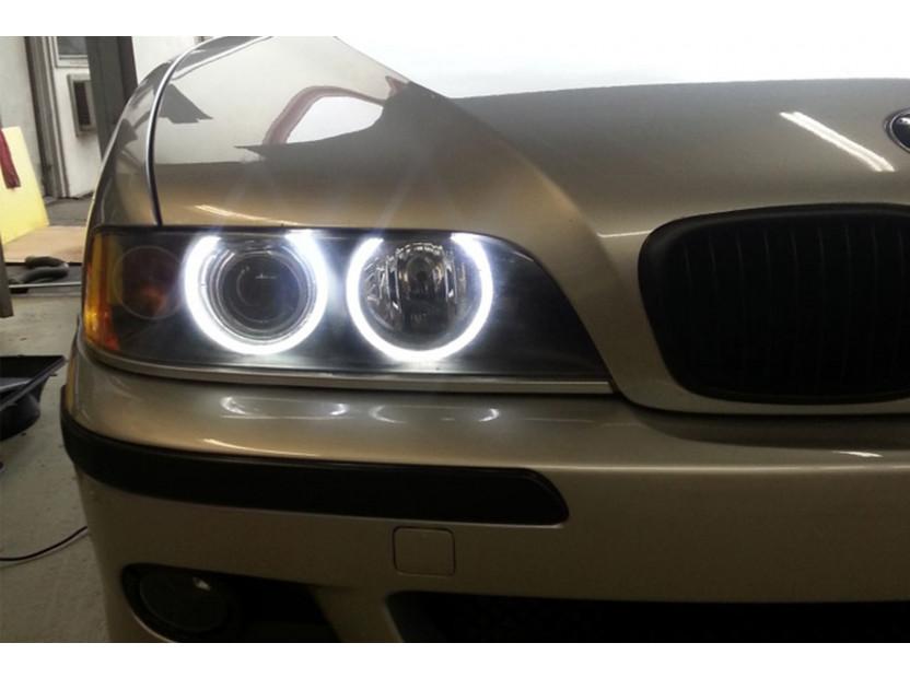 Бели LED лампи autopro за фабрични ангелски очи 40W CREE 4