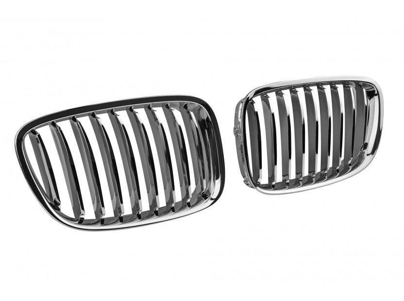 Бъбреци хром за BMW серия 5 GT F07 2009-2013 2