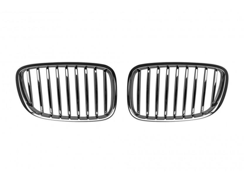 Бъбреци хром за BMW серия 5 GT F07 2009-2013