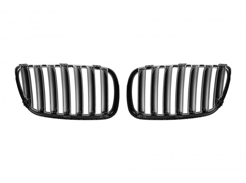 Бъбреци хром/сиви за BMW X3 E83 2007-2010 3