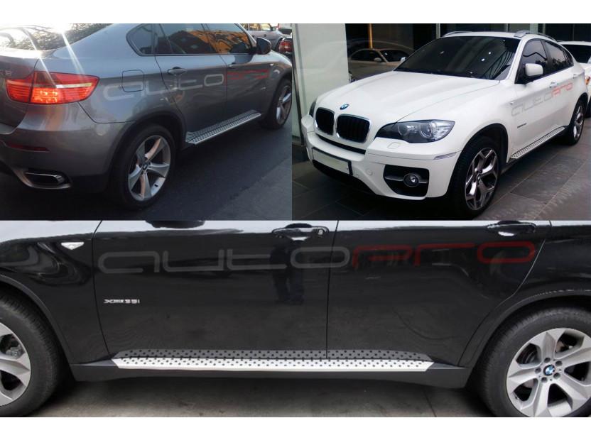 Степенки за джип BMW X6 E71 2008-2014 6