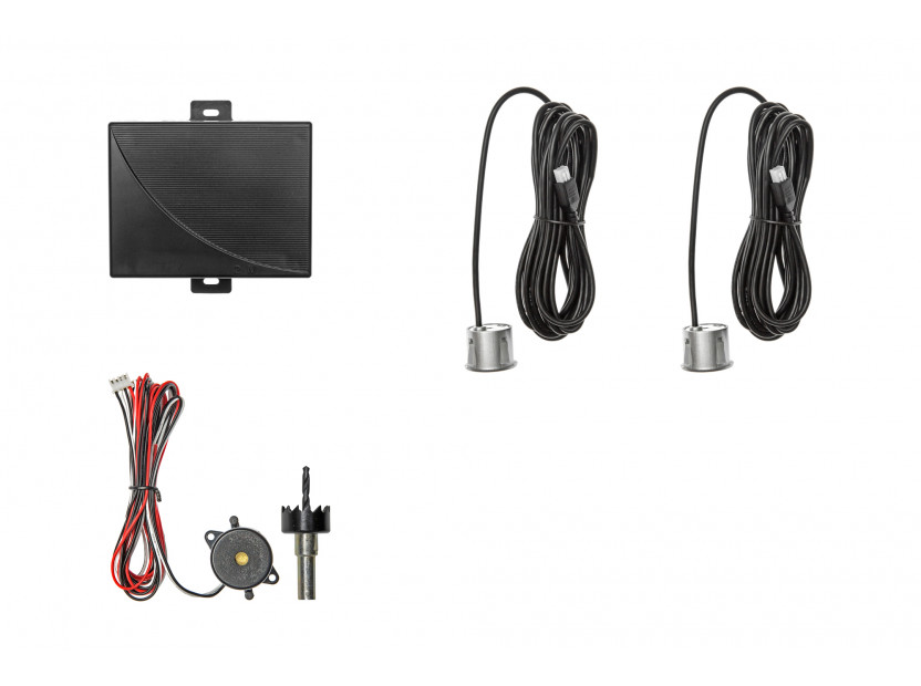 Парктроник система със звукова сигнализация RD-008 с 2 сиви датчика