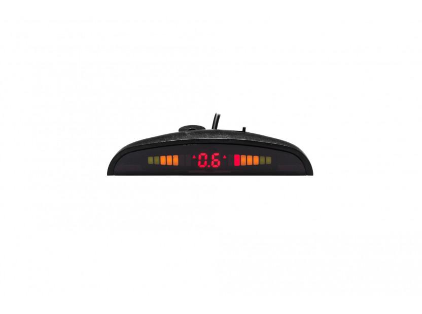 Парктроник система с LED дисплей RD-037М с 4 черни датчика 6