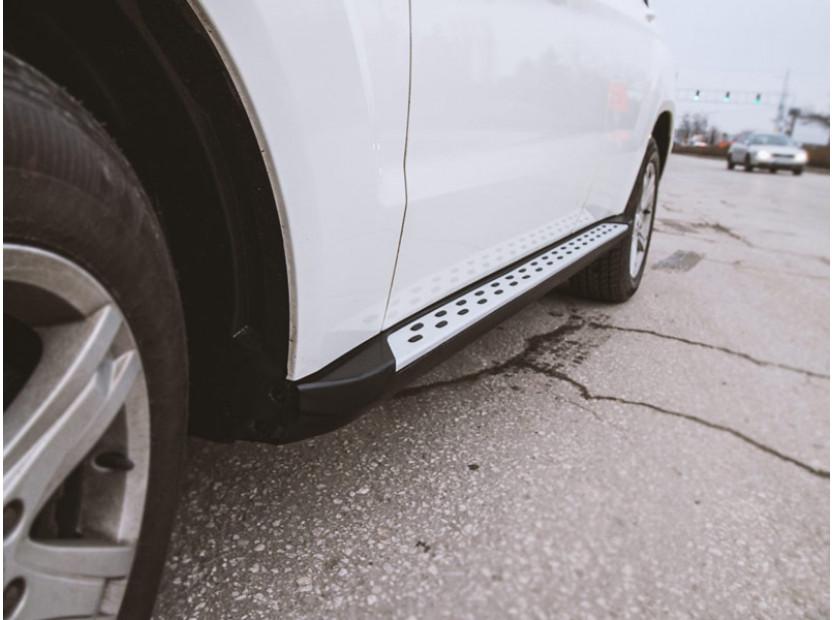 Степенки за джип Mercedes GLK X204 2008-2015 7