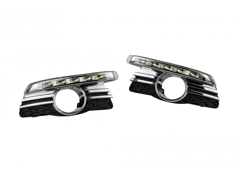 Специфични дневни светлини за Mercedes C класа W204 2007-2011