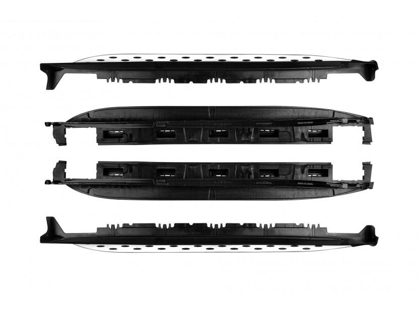 Степенки за джип Mercedes ML W166 2011-2015, GLE W166 2015-2018