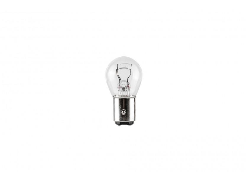 Комплект 2 броя халогенни крушки Bosch P21/5W Longlife Daytime 12V, 21/5W, BAY15d
