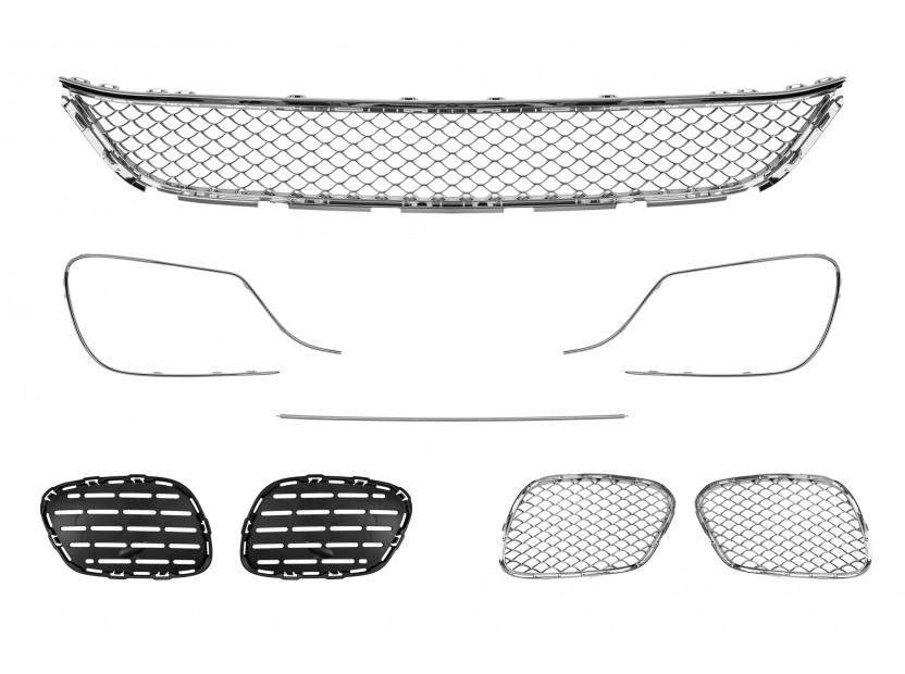 AMG пакет тип S65 за Mercedes S класа W222 след 2017 година дълга база 4
