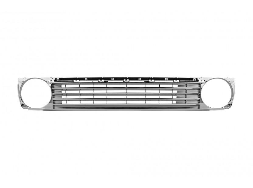 Хром решетка без емблема за VW Golf II 1983-1991