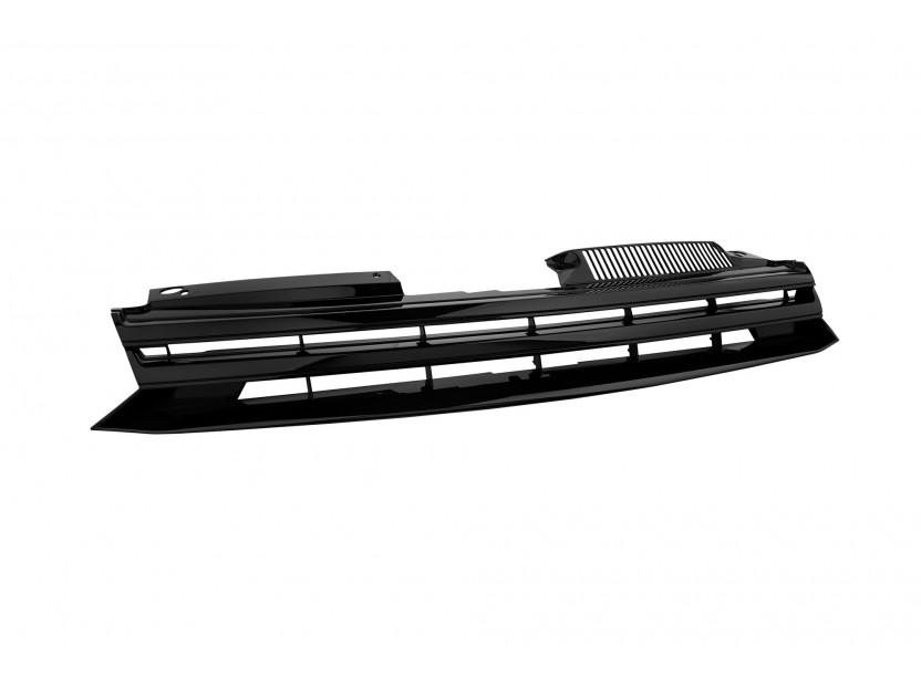 Черна решетка без емблема за VW Golf VI 2008-2012 2