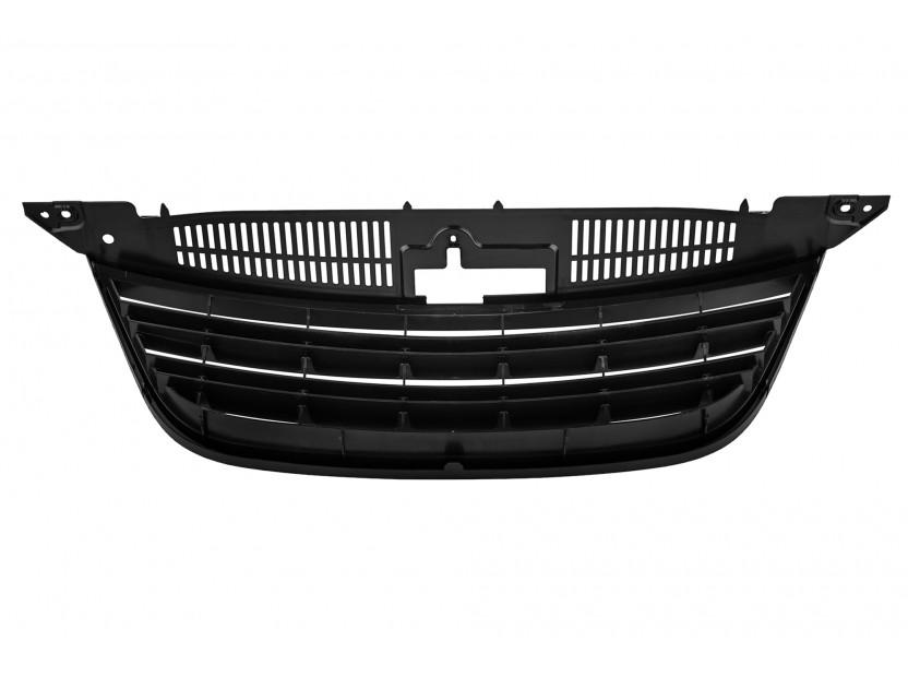 Черна решетка без емблема за VW Tiguan 2007-2010 3