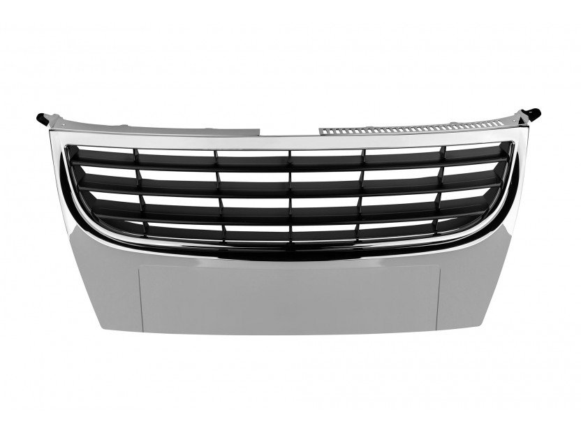 Хром/черна решетка без емблема за VW Touran 2006-2010