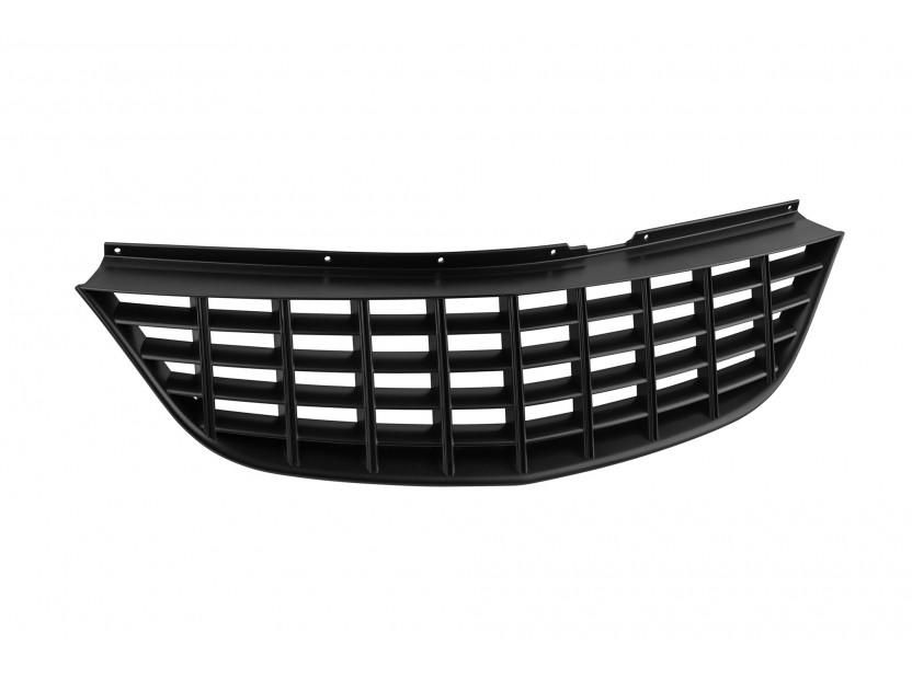 Черна решетка без емблема за Opel Corsa D 2006-2009 2