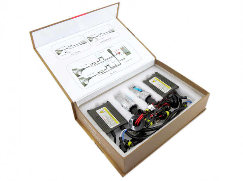 Ксенон система CANBUS H7R 4300K 12V/24V/35W 2