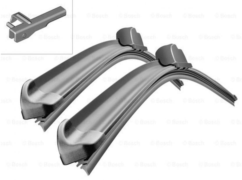 Комплект автомобилни чистачки BOSCH Aerotwin A 936 S, 600мм + 475мм
