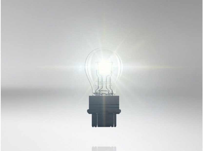 Халогенна крушка Osram P27/7W Original 12V, 7W, W2.5x16q, 1 брой 2