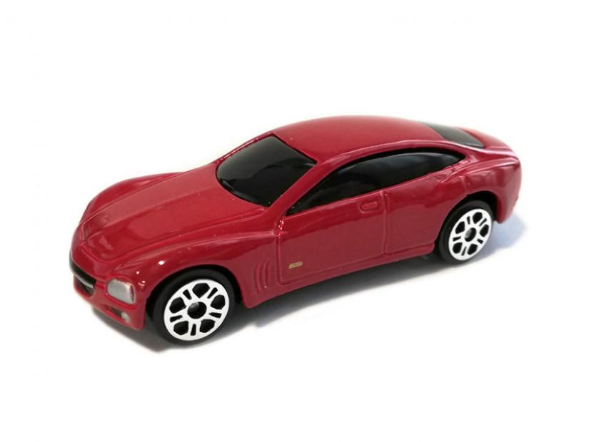 Играчка Maisto Fresh Metal червен Chevrolet SS Concept 2003 в мащаб 1:72