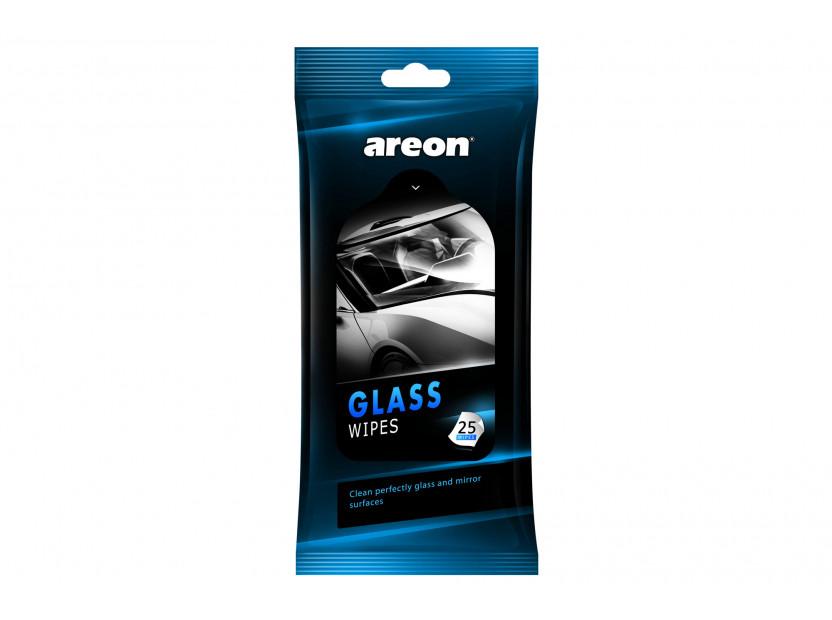 Areon мокри кърпи за стъкло
