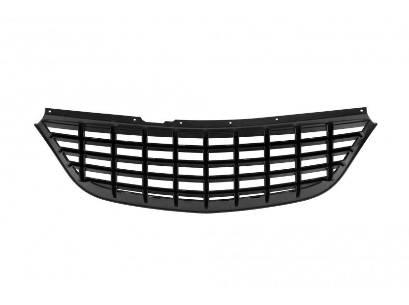 Черна решетка без емблема за Opel Corsa D 2006-2009 3