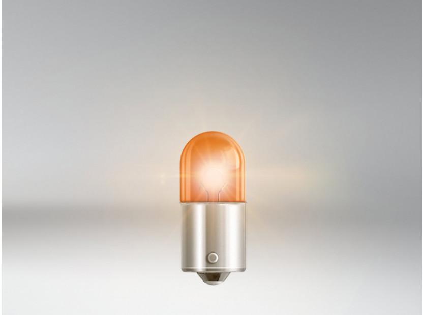 Халогенна крушка Osram RY10W Original 12V, 10W, BAU15s, 1 брой 2