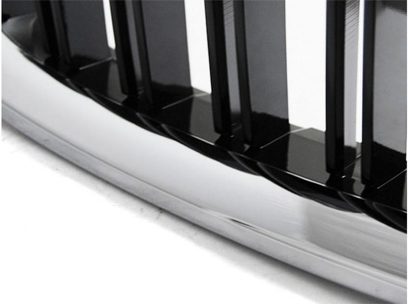 Бъбреци хром/черен гланц тип M5 за BMW F10, F11 2010-2016 4