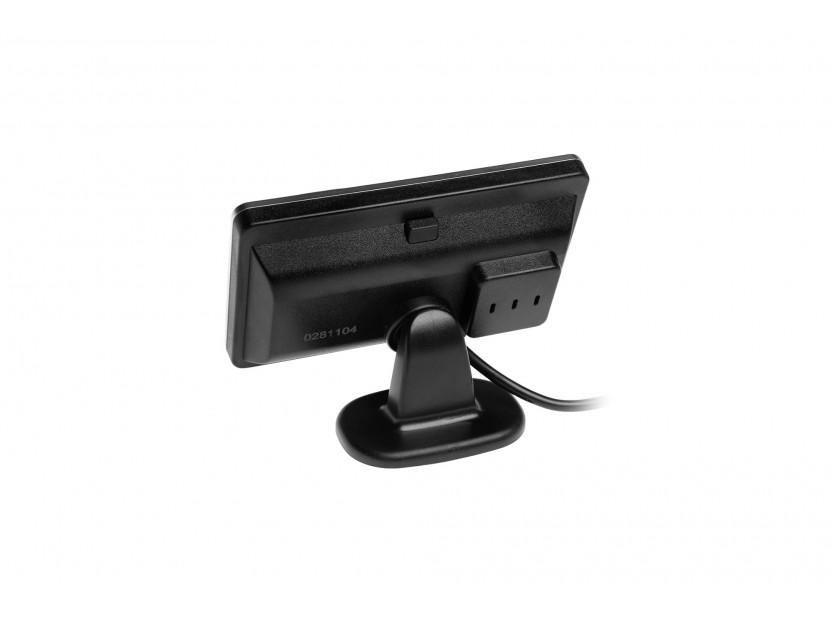 Парктроник система Valeo Beep&Park™ с индикационен дисплей с 4 черни датчика 4