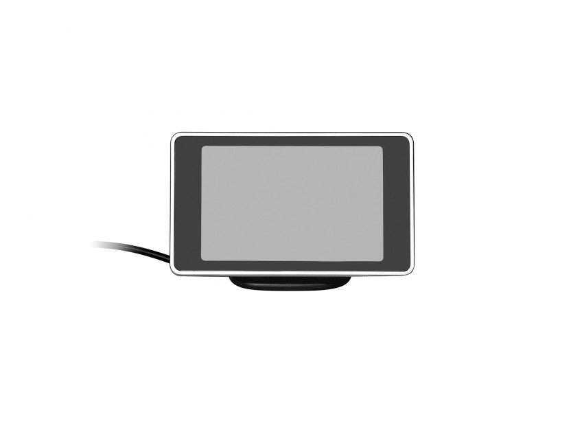 Парктроник система Valeo Beep&Park™ с индикационен дисплей с 4 черни датчика 3